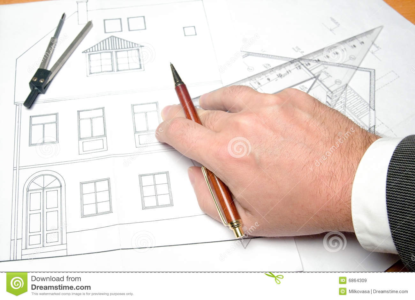 рисовать структурный