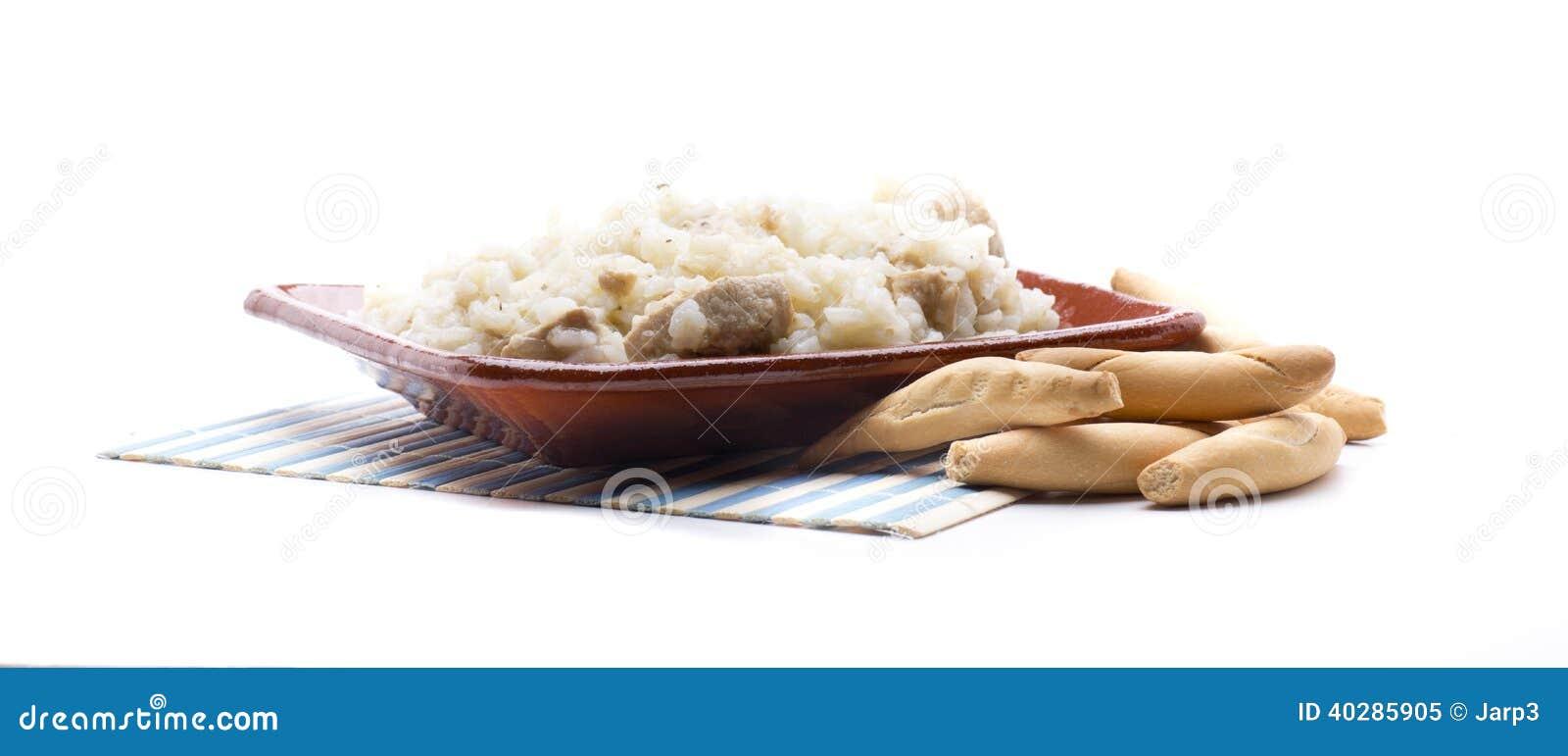 Рис с пиком