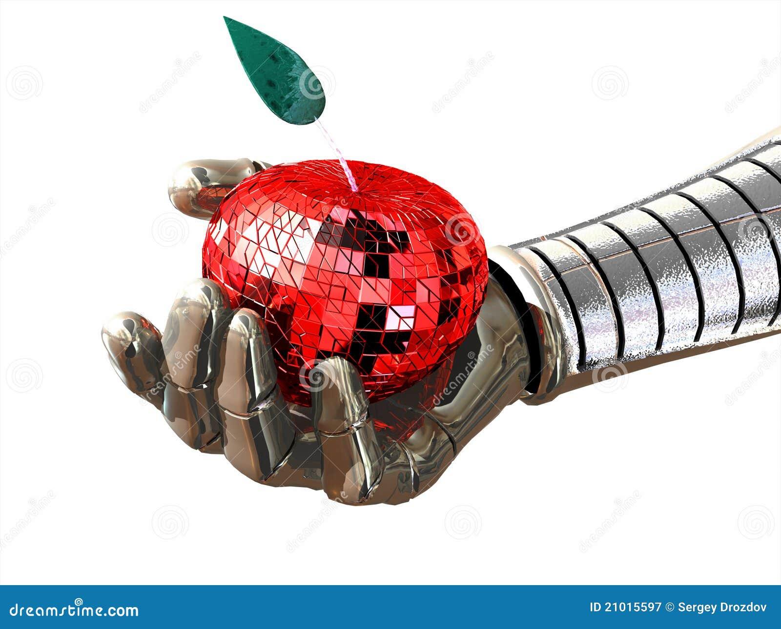 робот руки