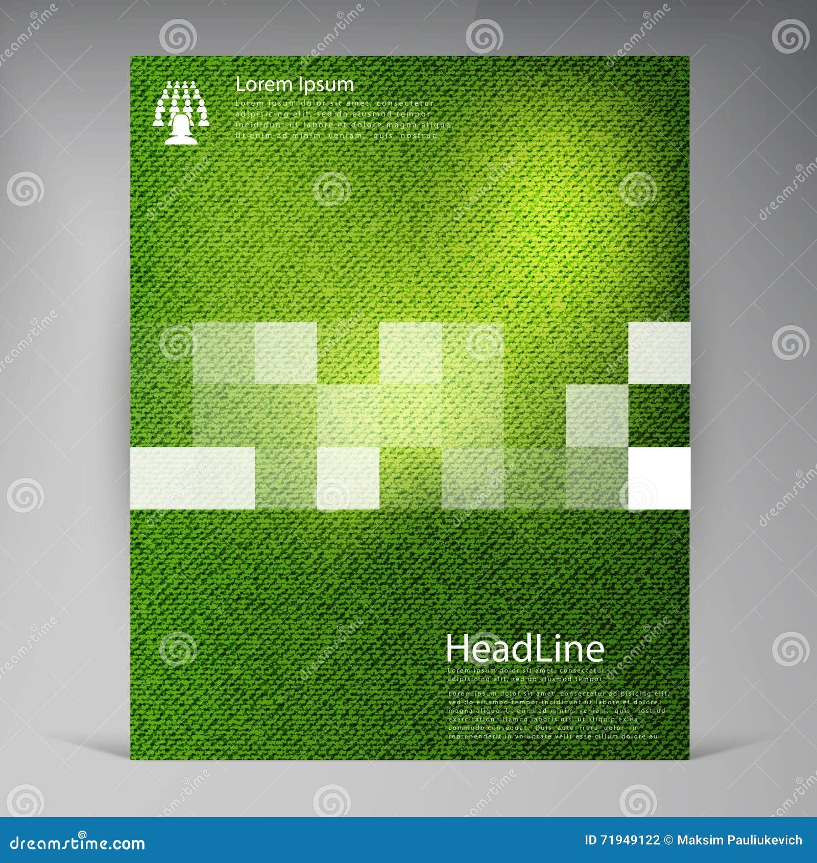 Рогулька вектора красивая зеленая