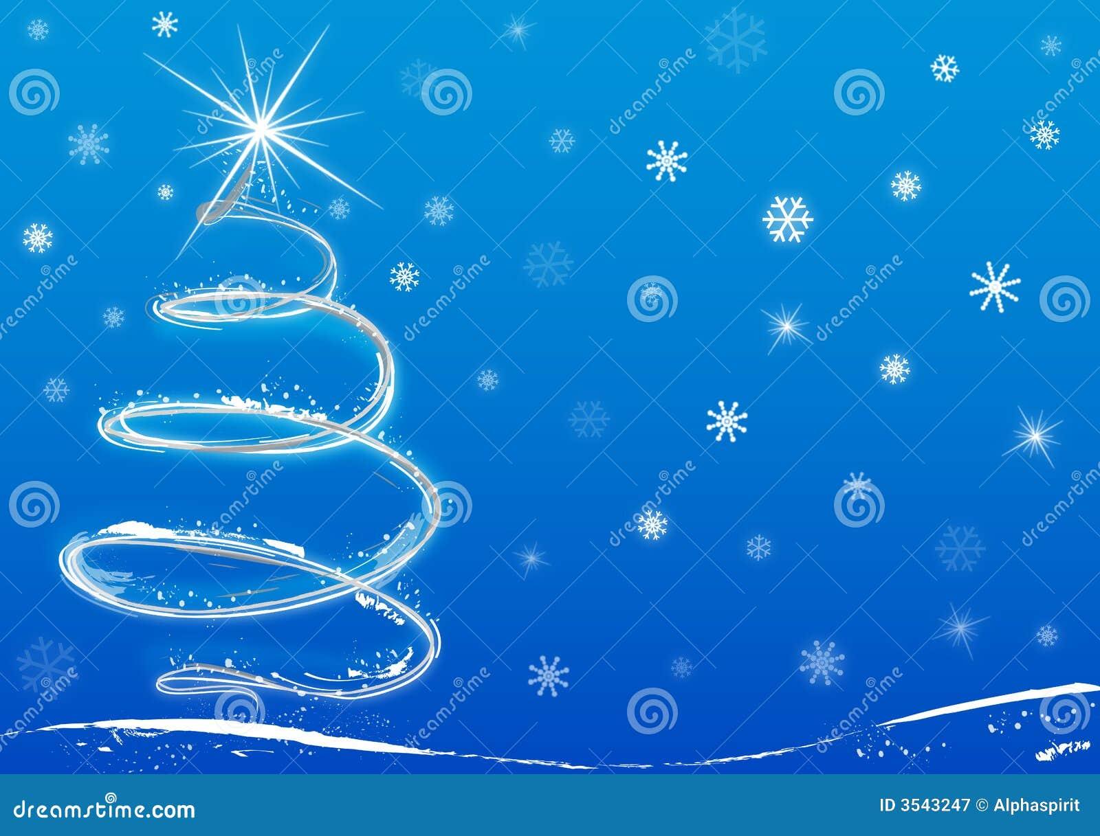 рождественская елка предпосылки