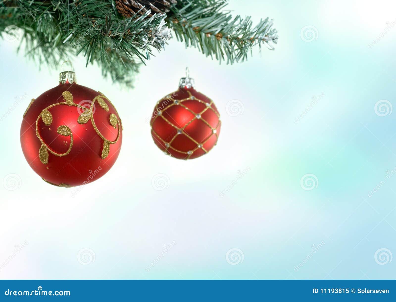 рождественская елка baubles