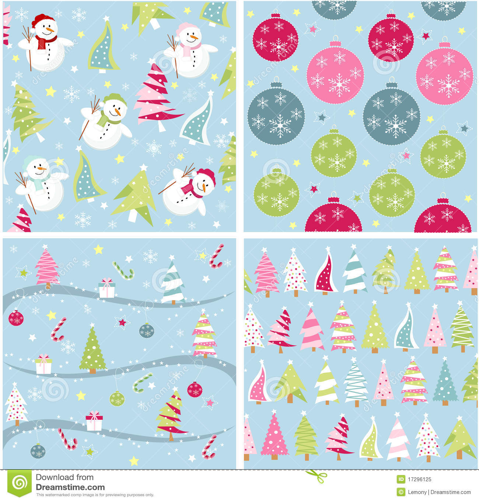 рождество делает по образцу текстуру