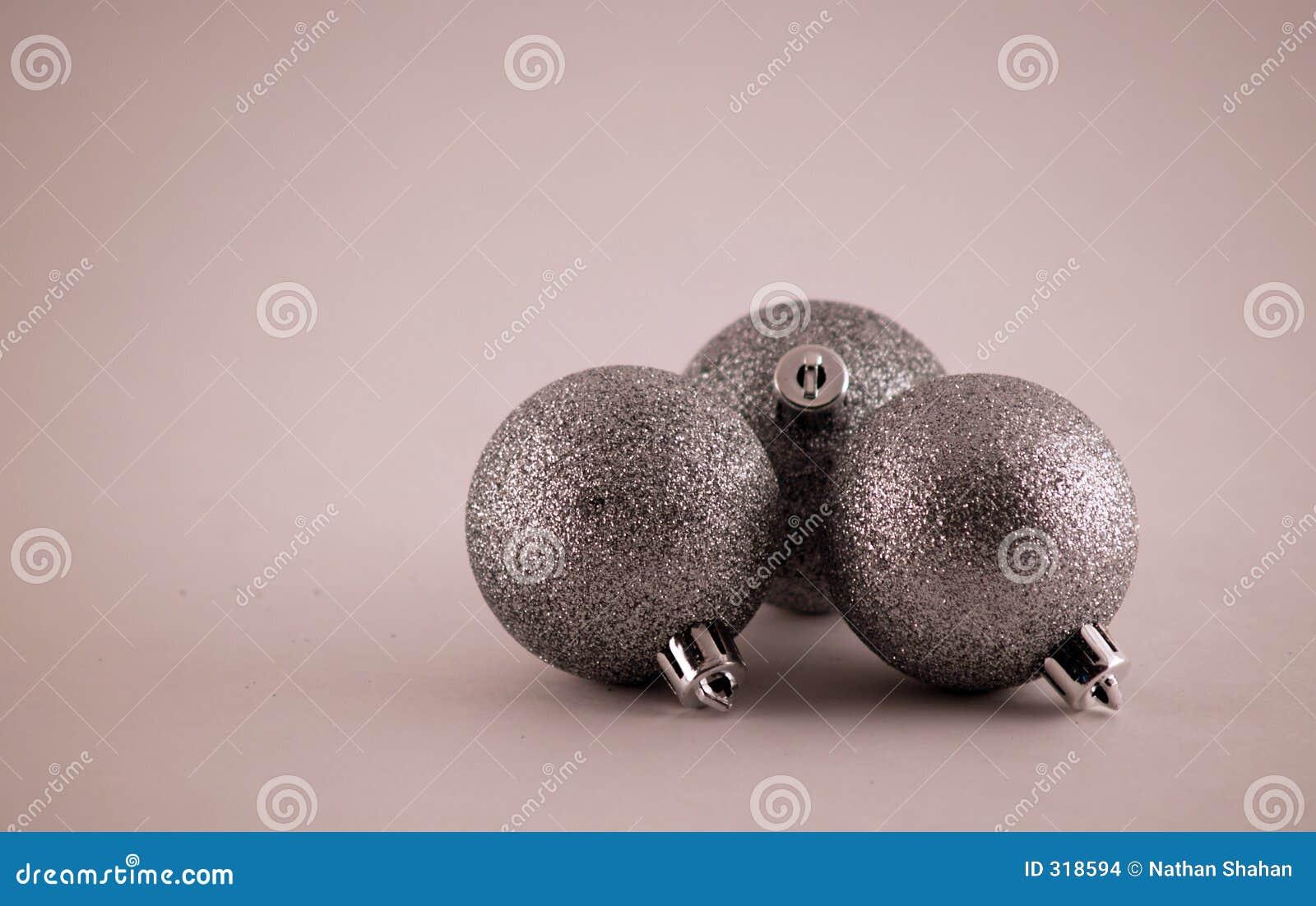 рождество шариков