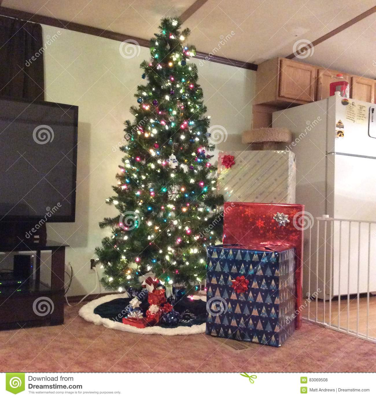 Рождественская елка ohh рождественской елки