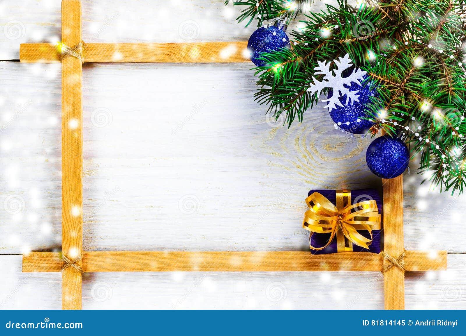 Рождество в рамке