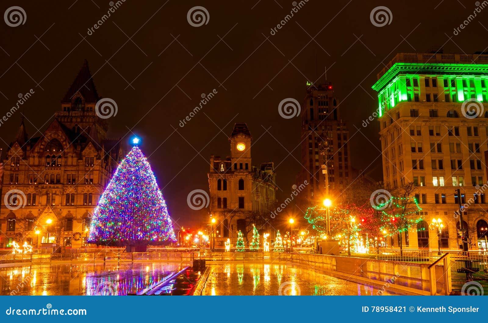 Рождество в Сиракузе