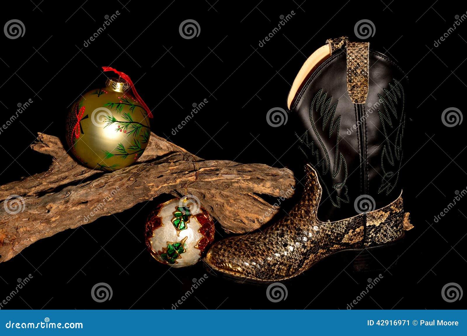 Рождество ковбоя