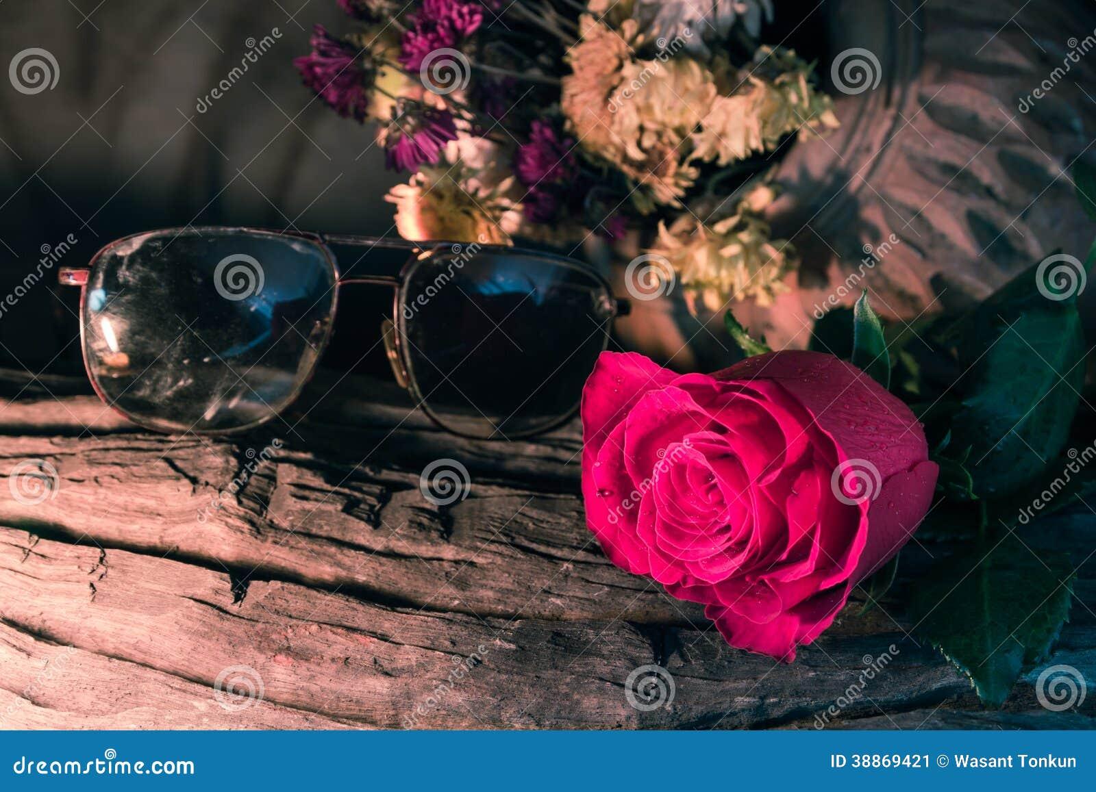 Роза влюбленности