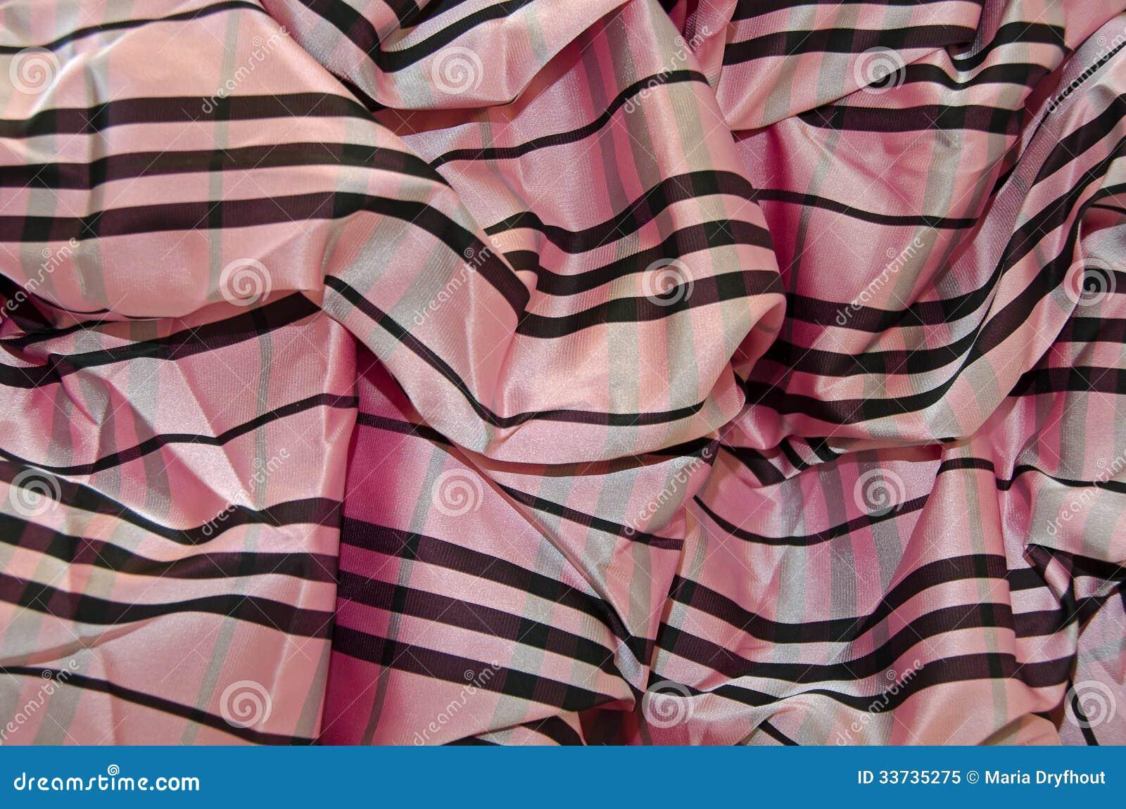 Розовая и коричневая тафта