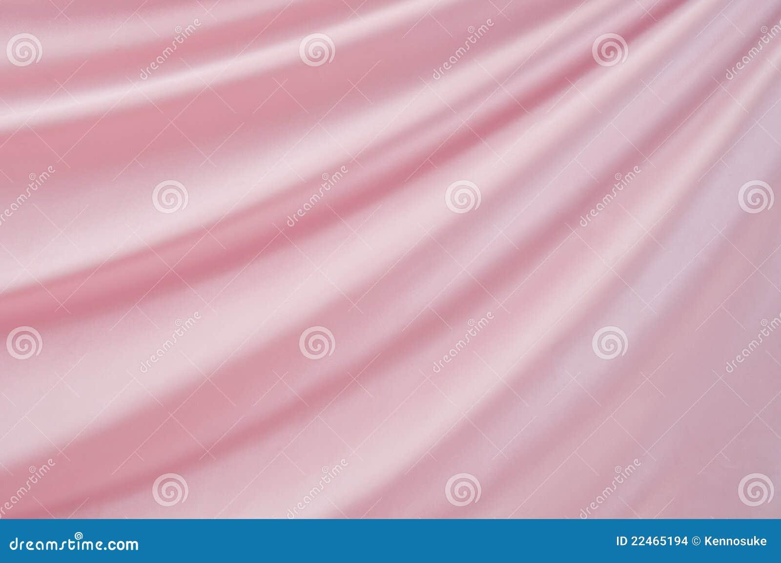 Розовая сатинировка