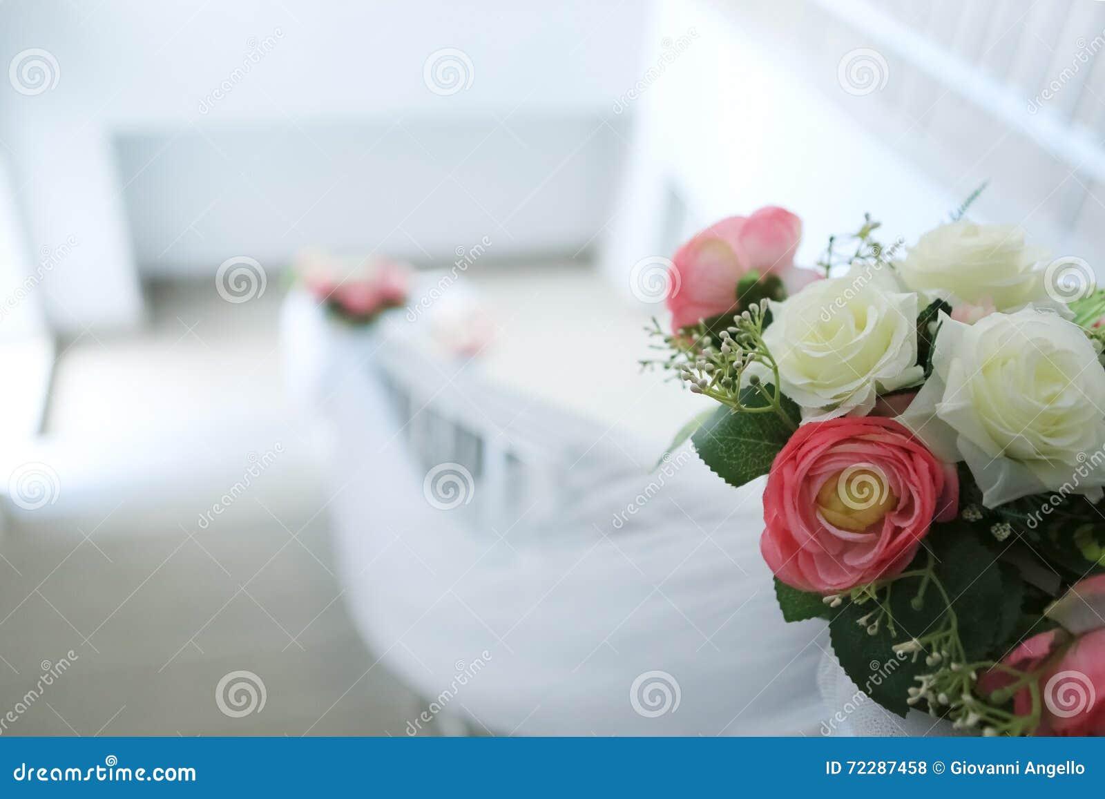 Download Розовое украшение цветков стоковое фото. изображение насчитывающей banting - 72287458