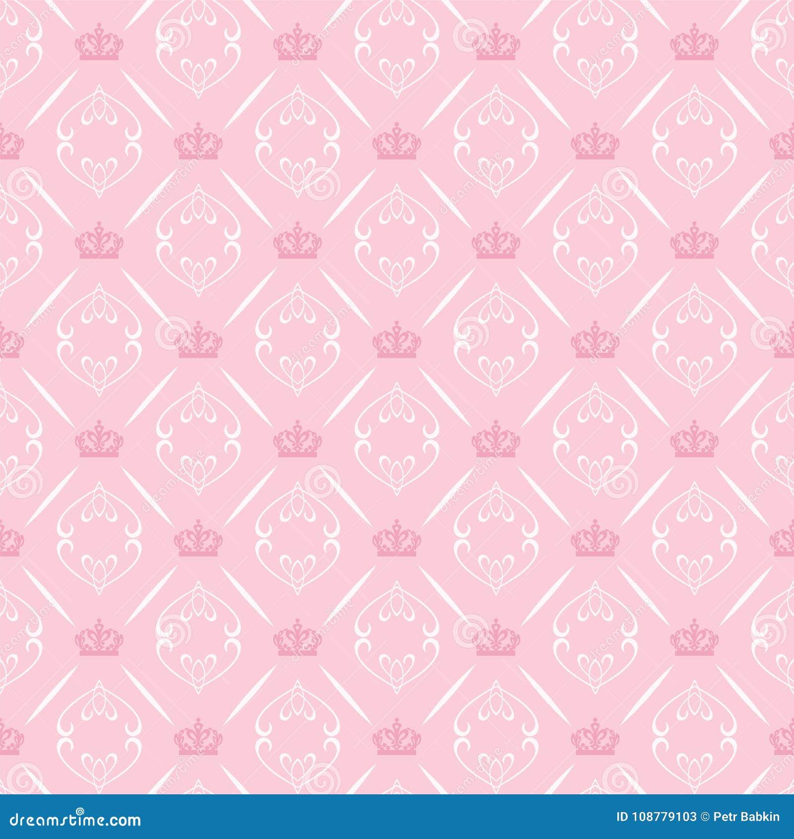 фото розовые обои