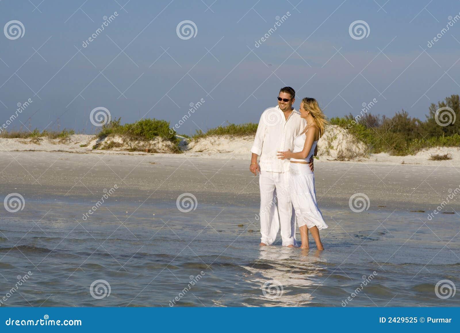 Романтичная прогулка