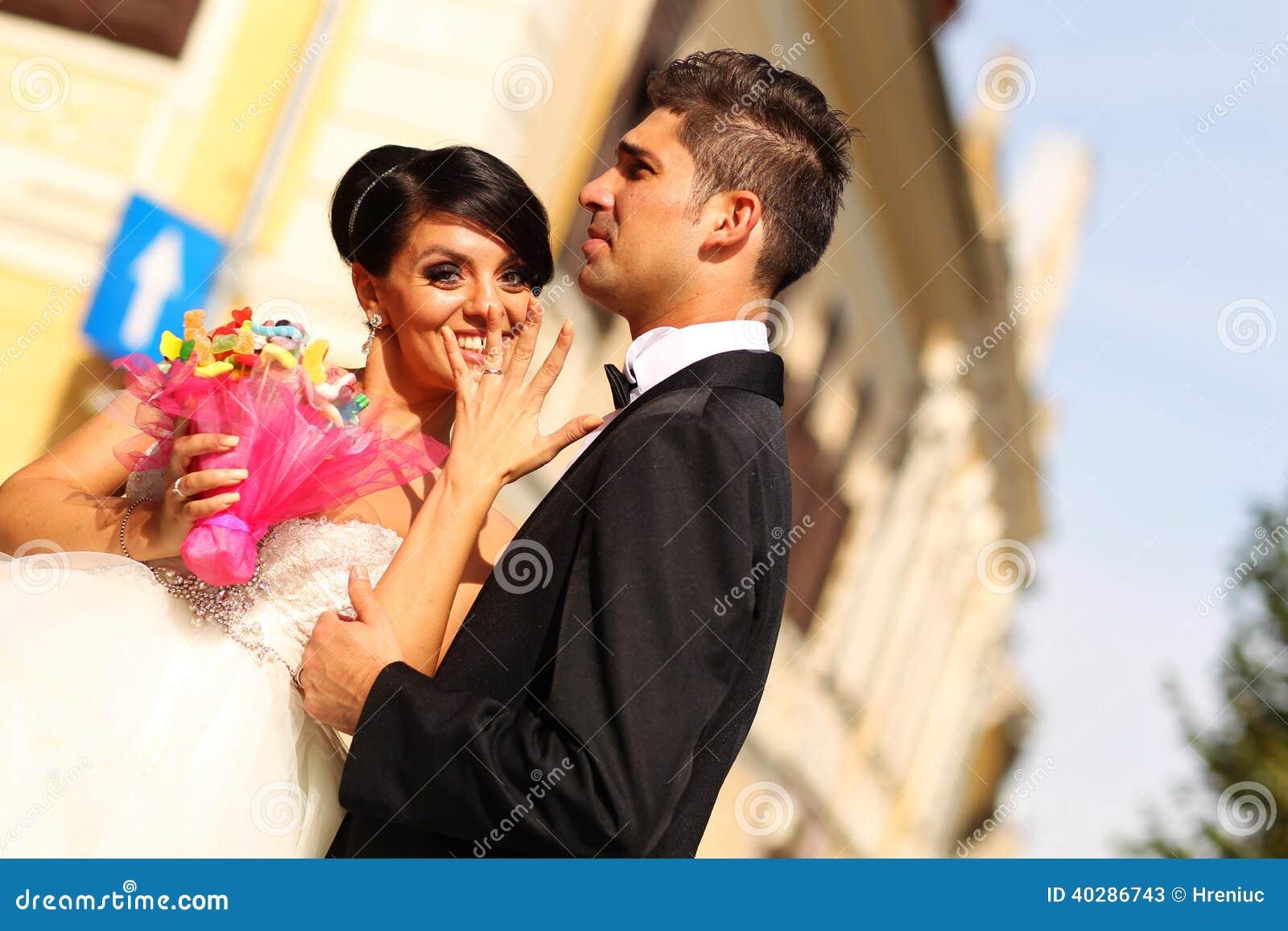 Романтичные bridal пары