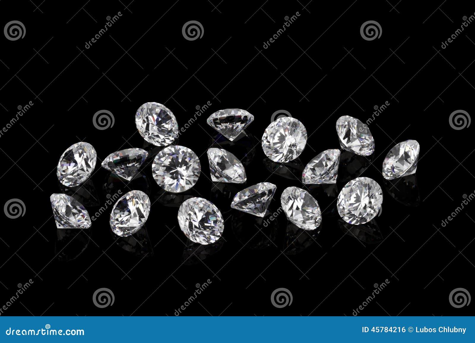Роскошные диаманты
