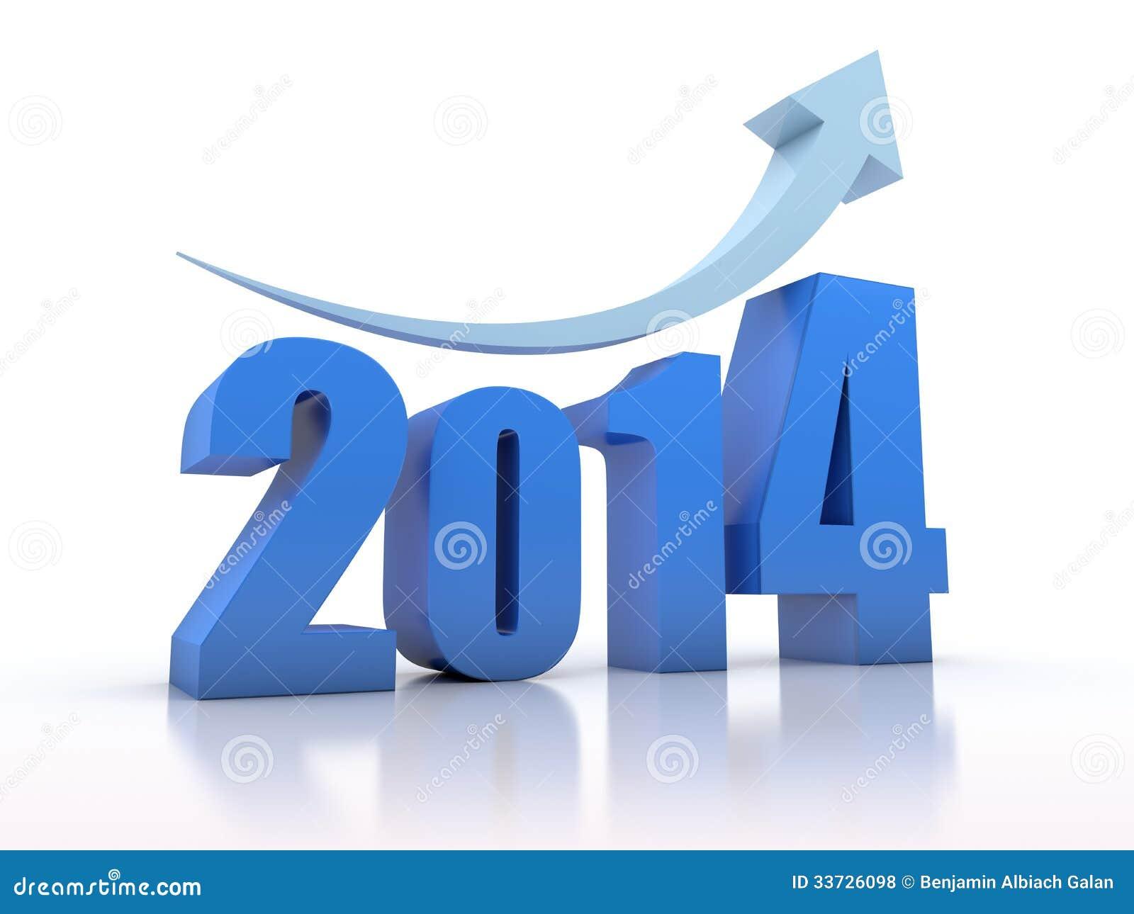 Рост 2014 с стрелкой