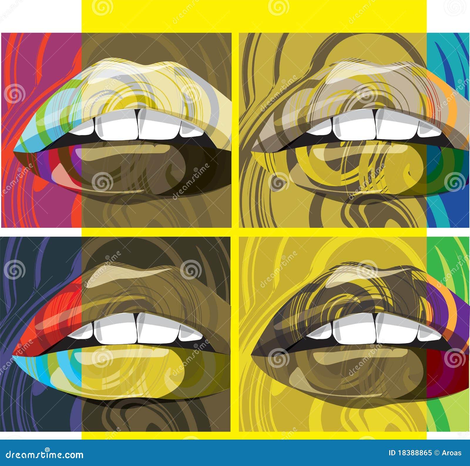 рот иллюстрации