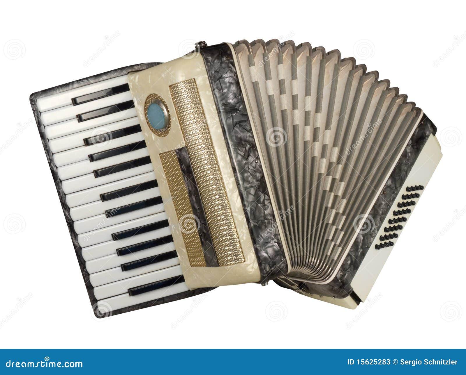 рояль аккордеони