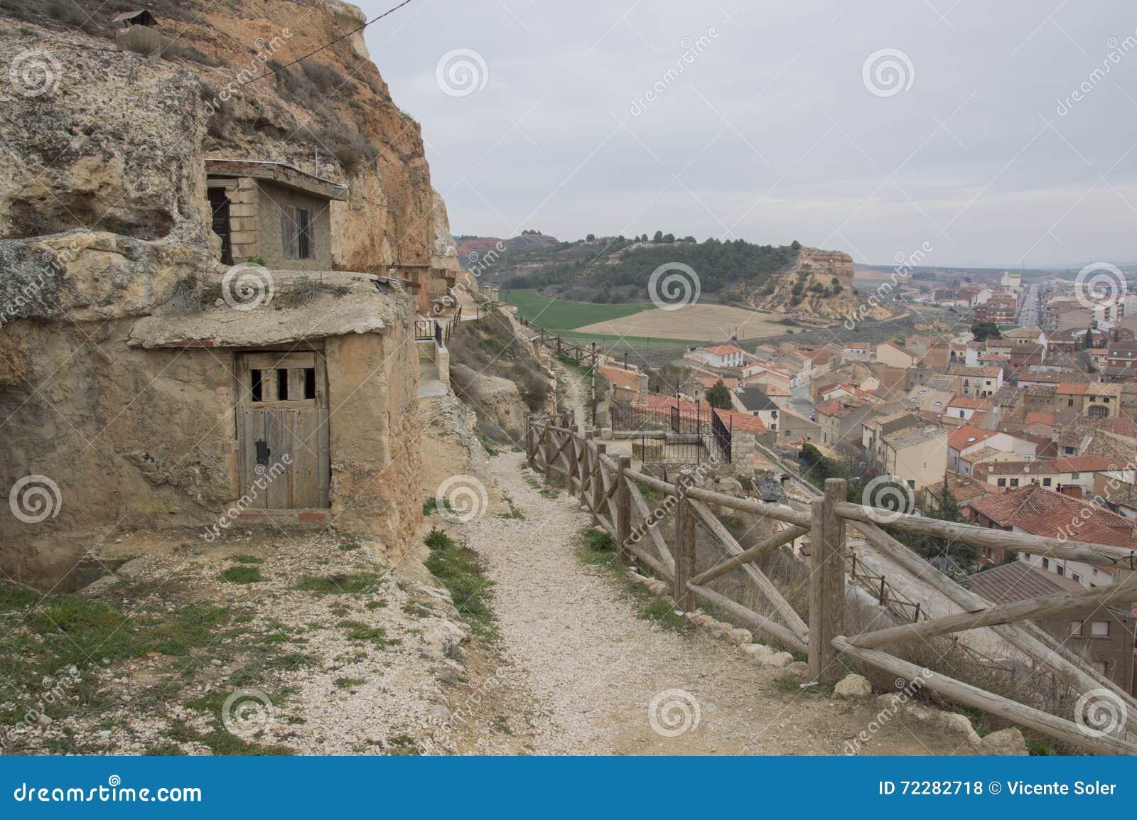 Download Руины в Сан Esteban De Gormaz Стоковое Фото - изображение насчитывающей esteban, руины: 72282718