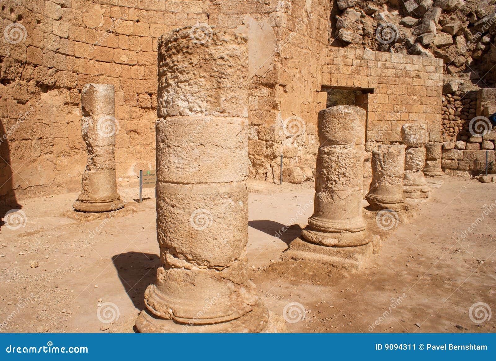 руины Израиля herodion