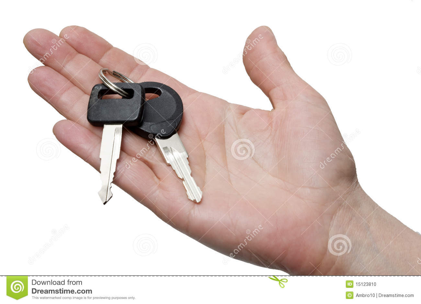 рука пользуется ключом одно
