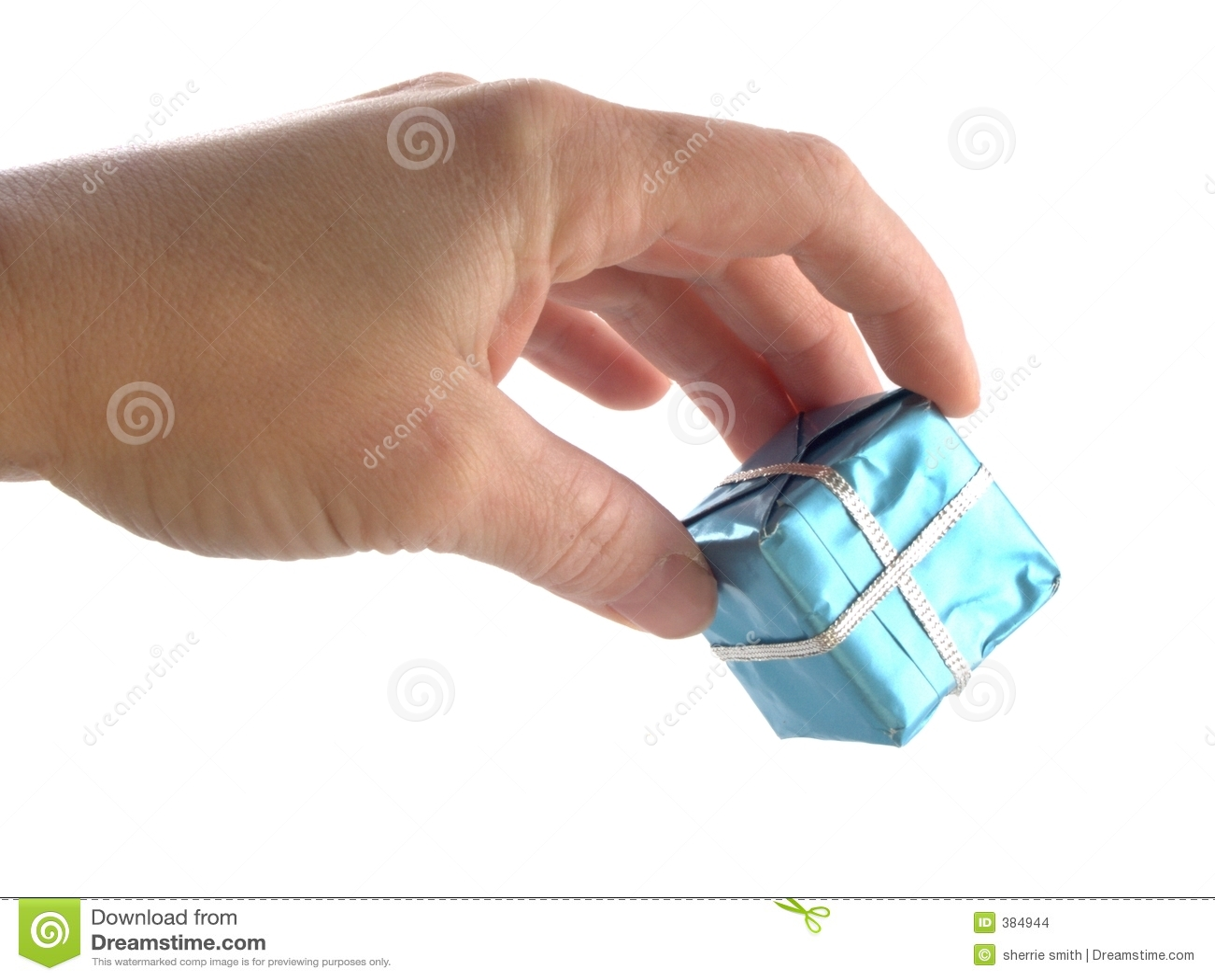 рука присутствующая