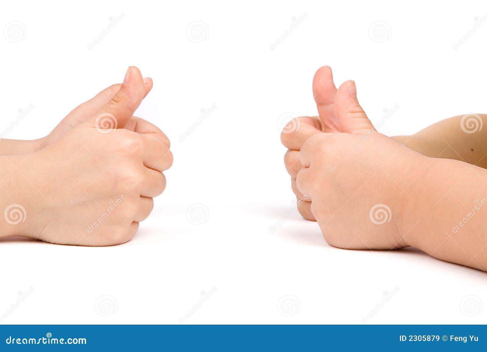 руки детей