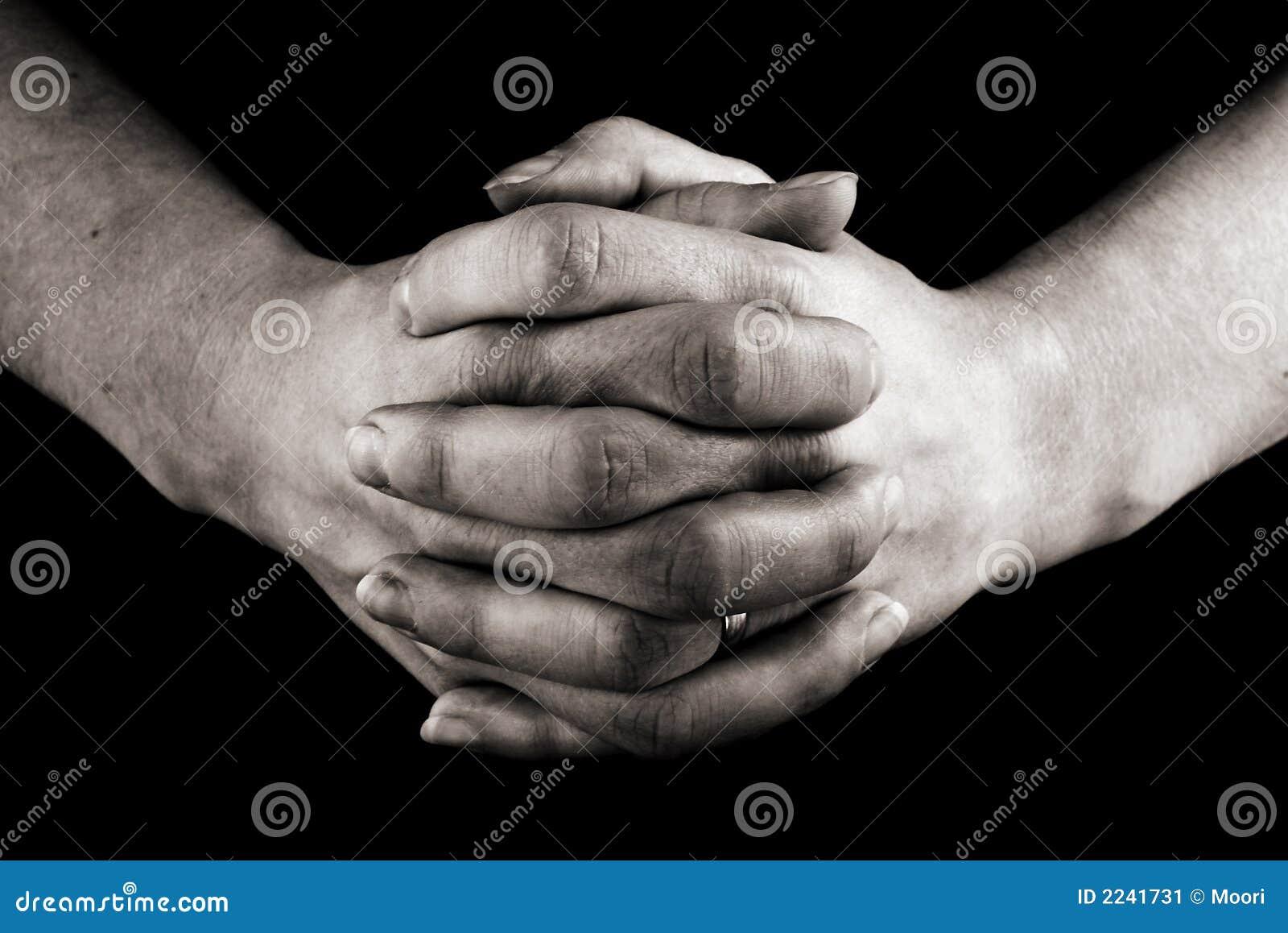 руки моля
