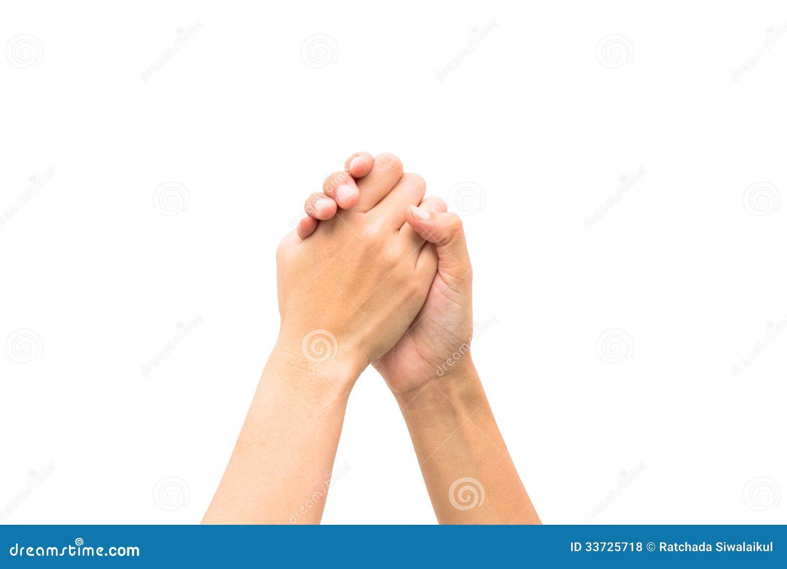 Руки на изолированной предпосылке