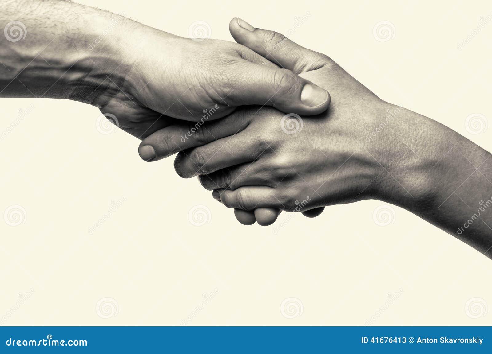 2 руки - помощь