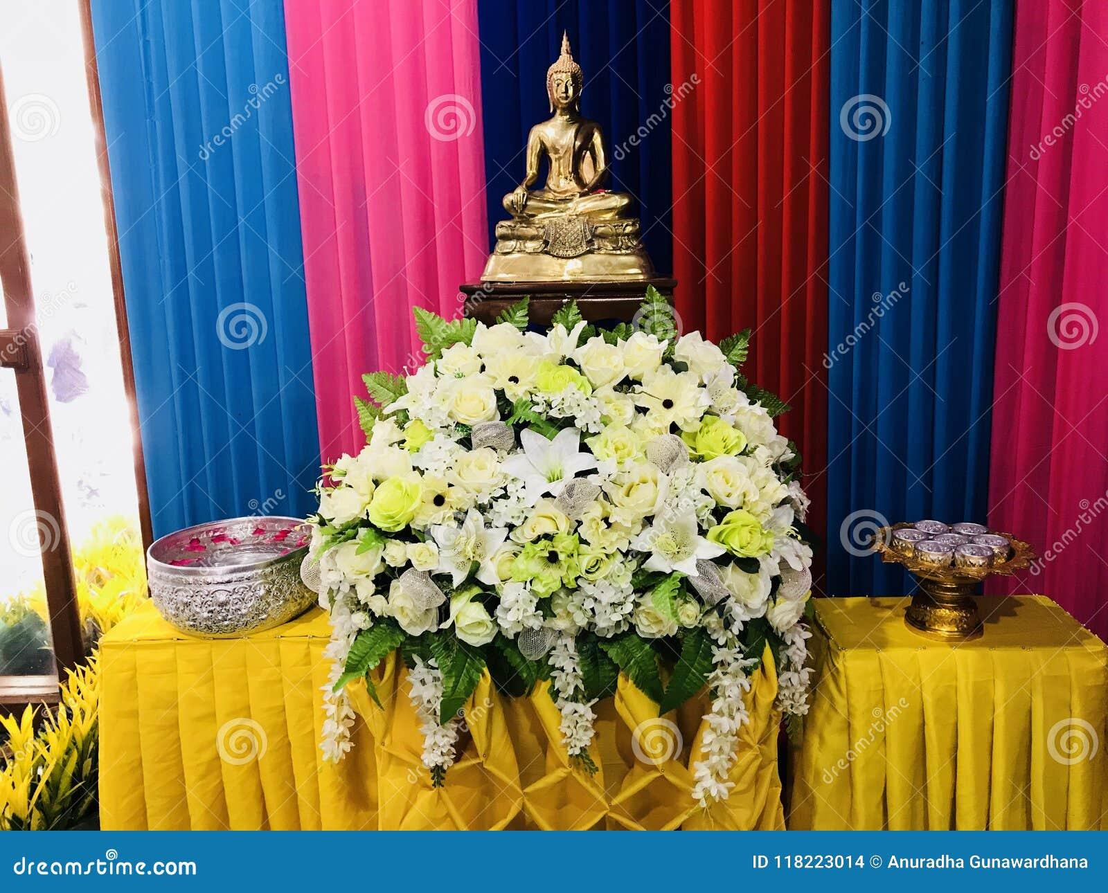 Руководитель Будды нагрузки буддийский большой