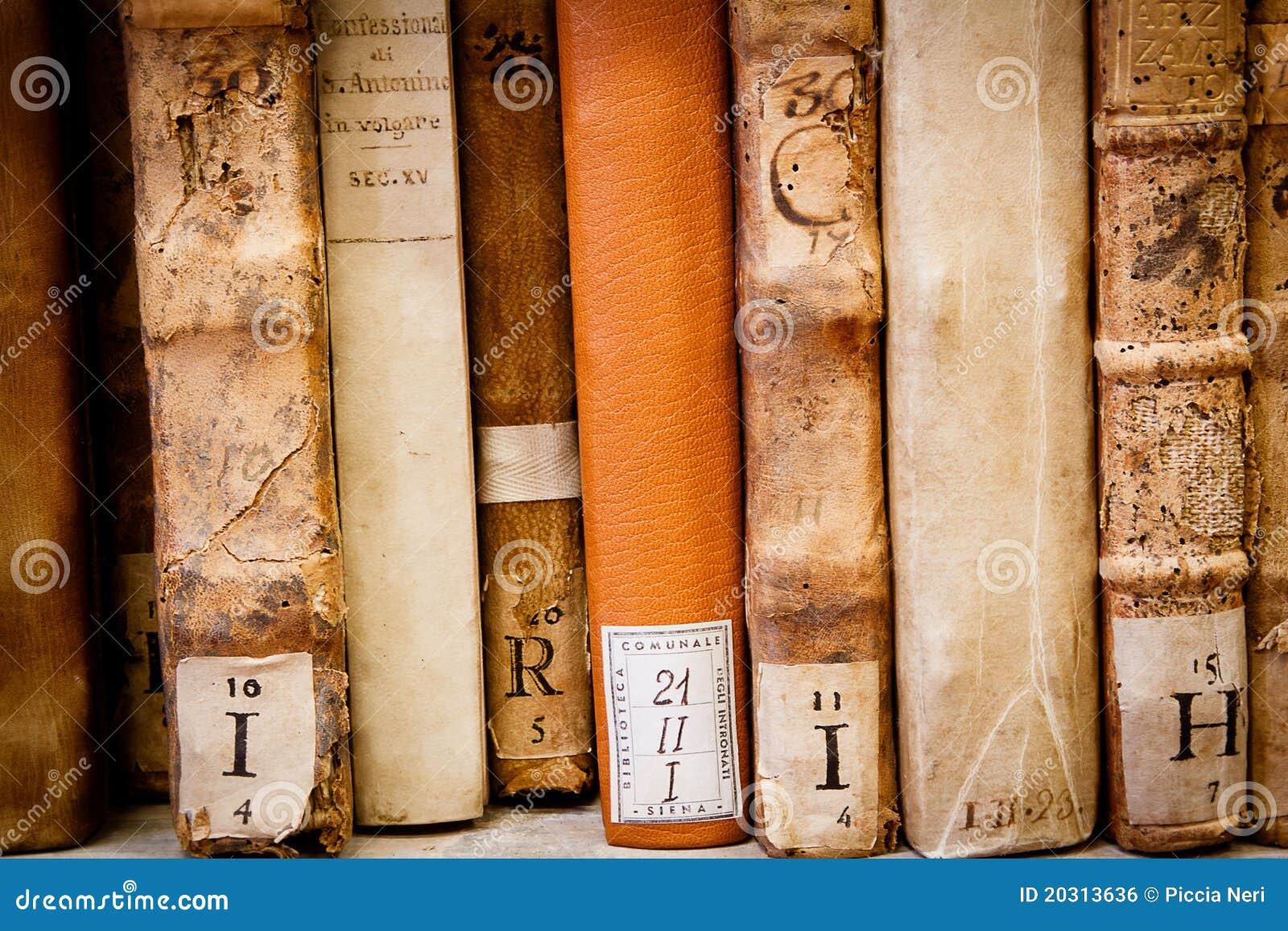 рукописи старые