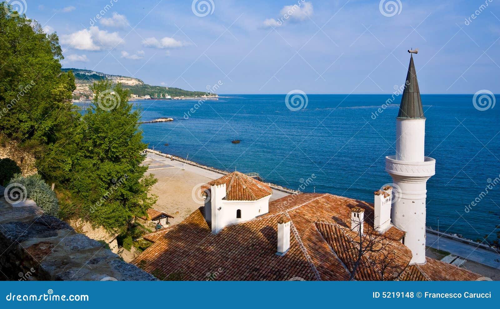 румын ферзя замока Болгарии
