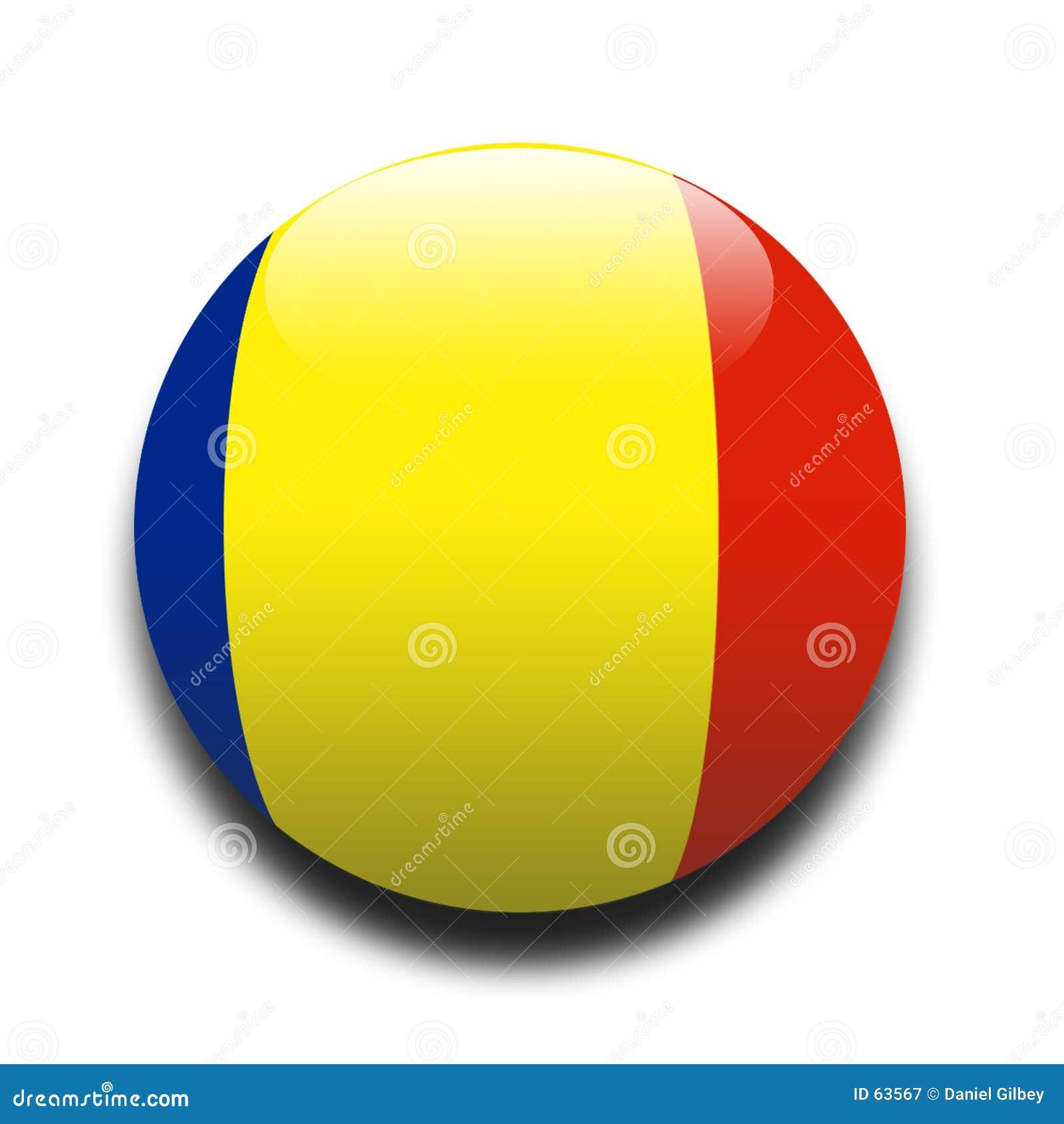 румын флага