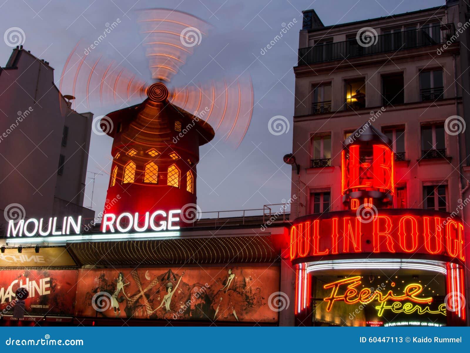 Румян Moulin
