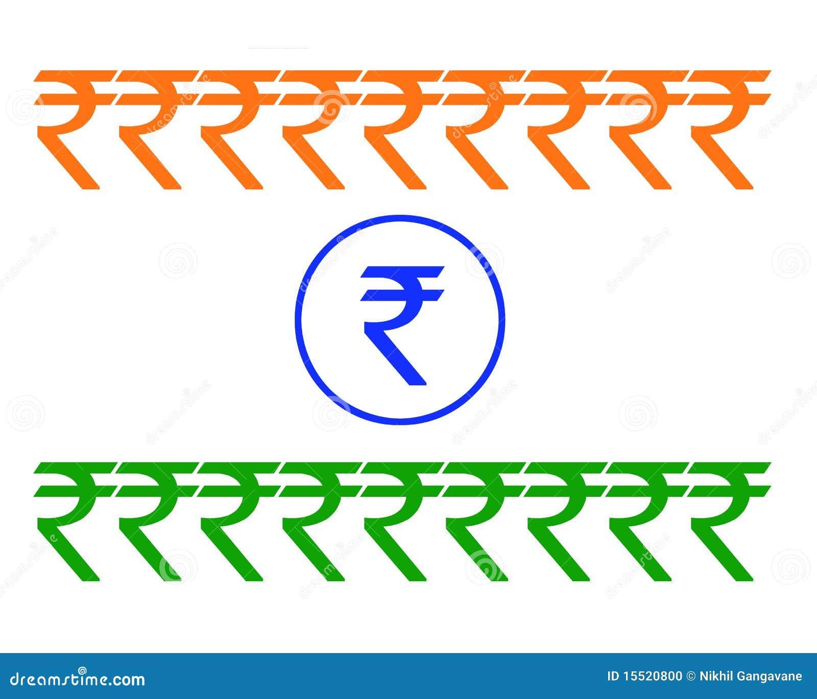 рупия флага