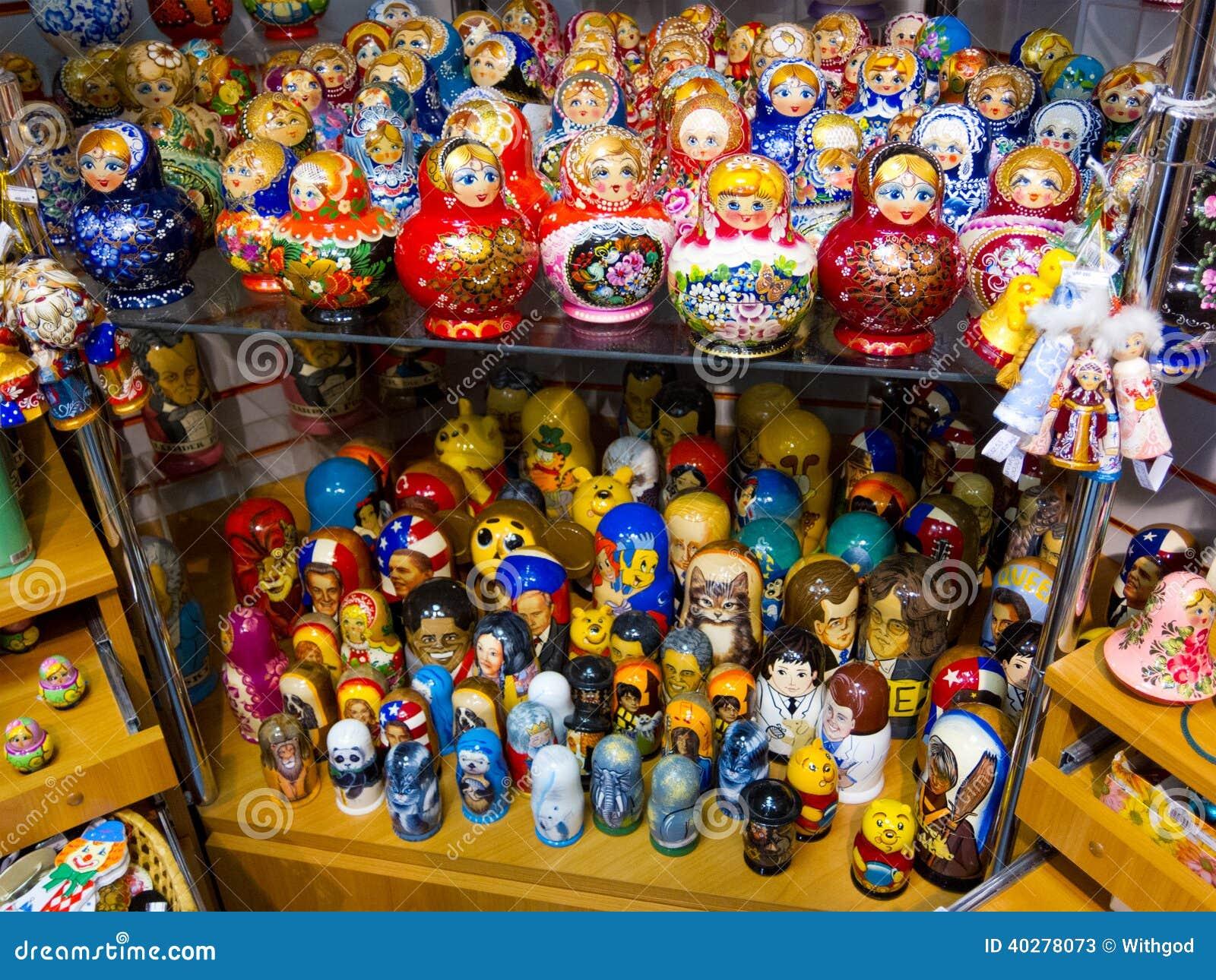 Русские куклы для продажи, Санкт-Петербург