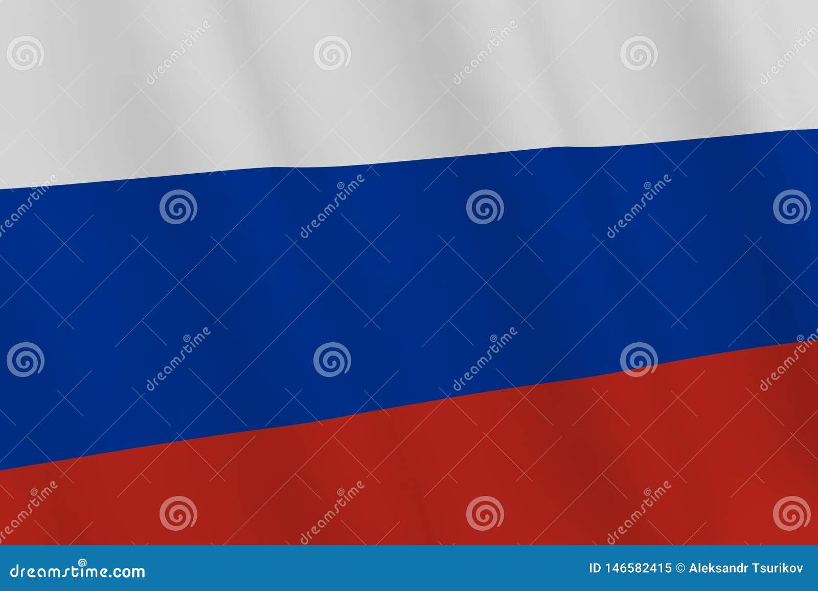 Русский флаг r