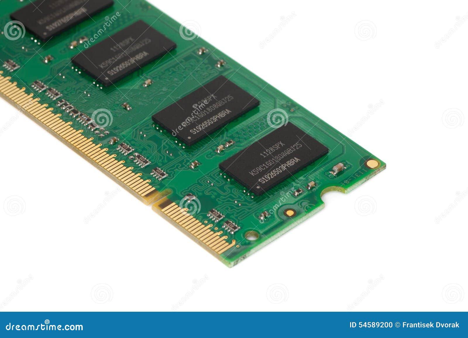 Ручка памяти персонального компьютера (RAM)