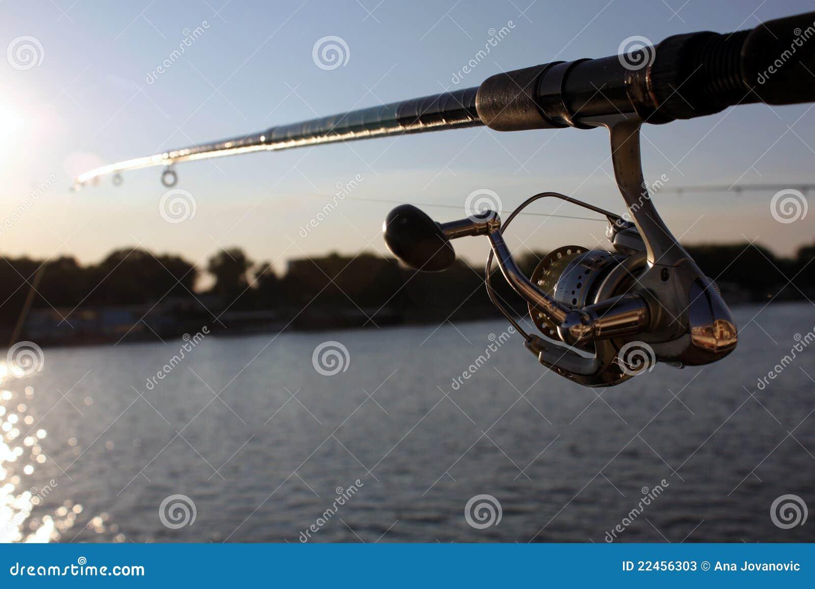 Рыболовная удочка