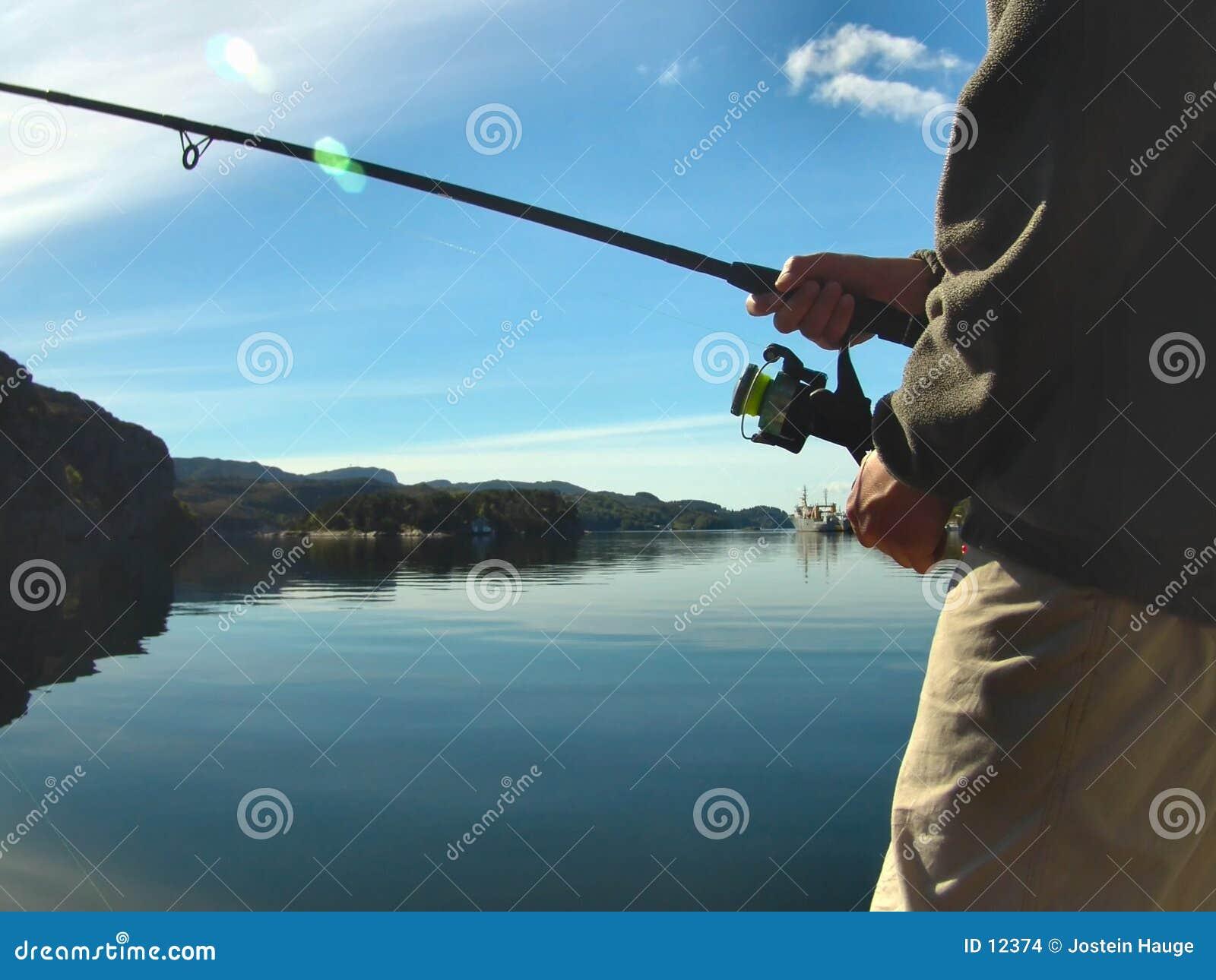 рыболовство