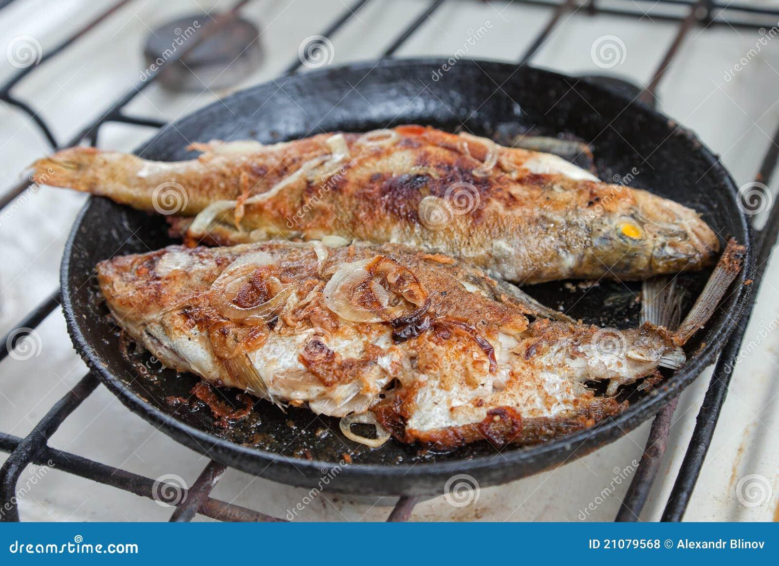 Рецепт окунь жареный на сковороде рецепт пошагово