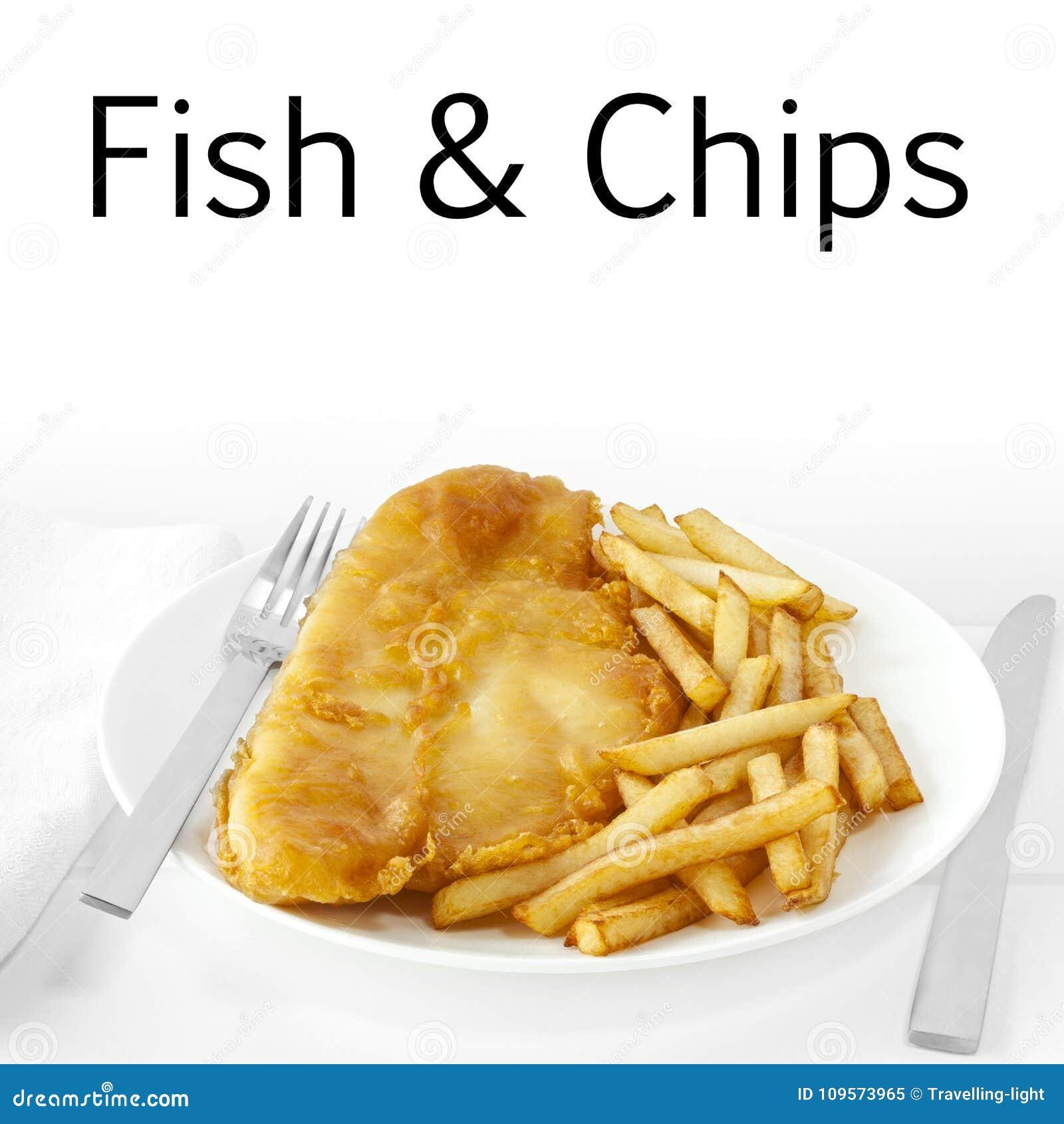 Рыбы и обломоки на белизне