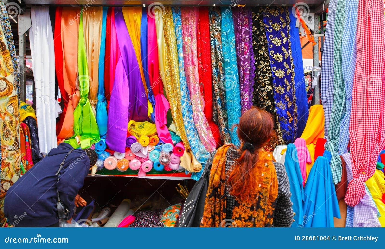 Рынок ветоши Бирмингам известный