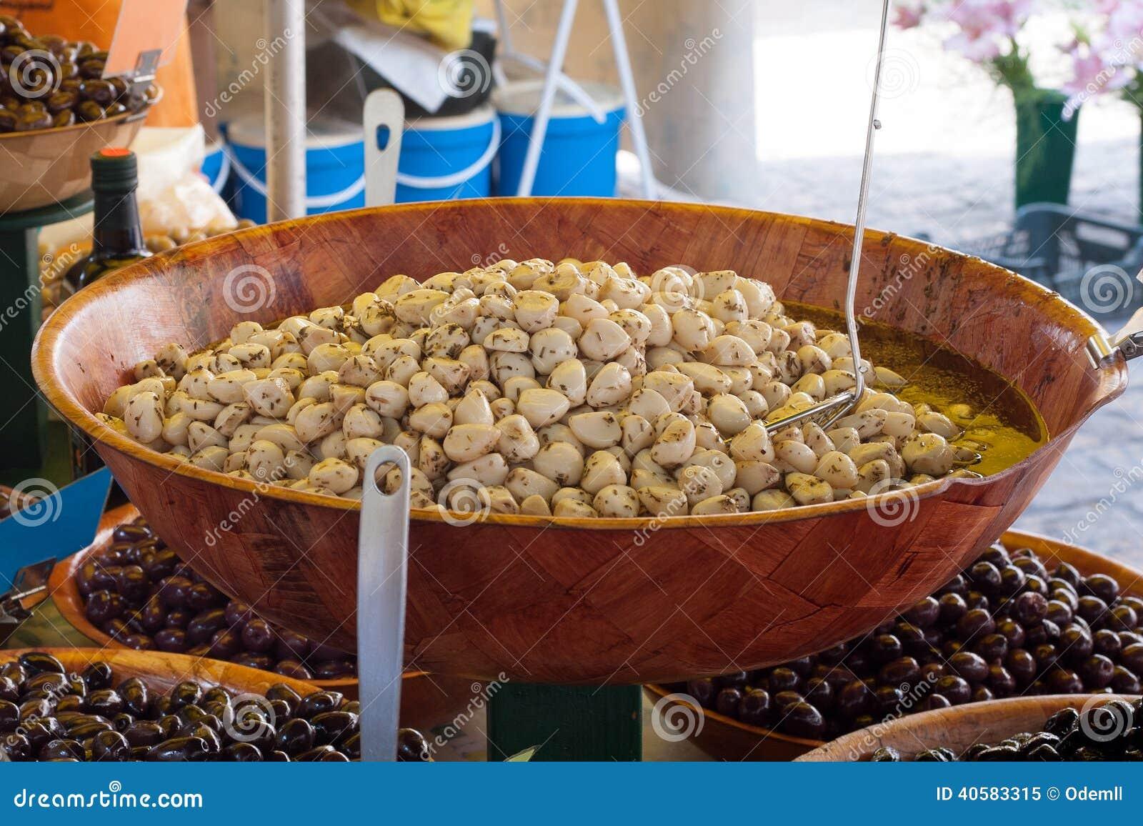 Рынок в Sarlat