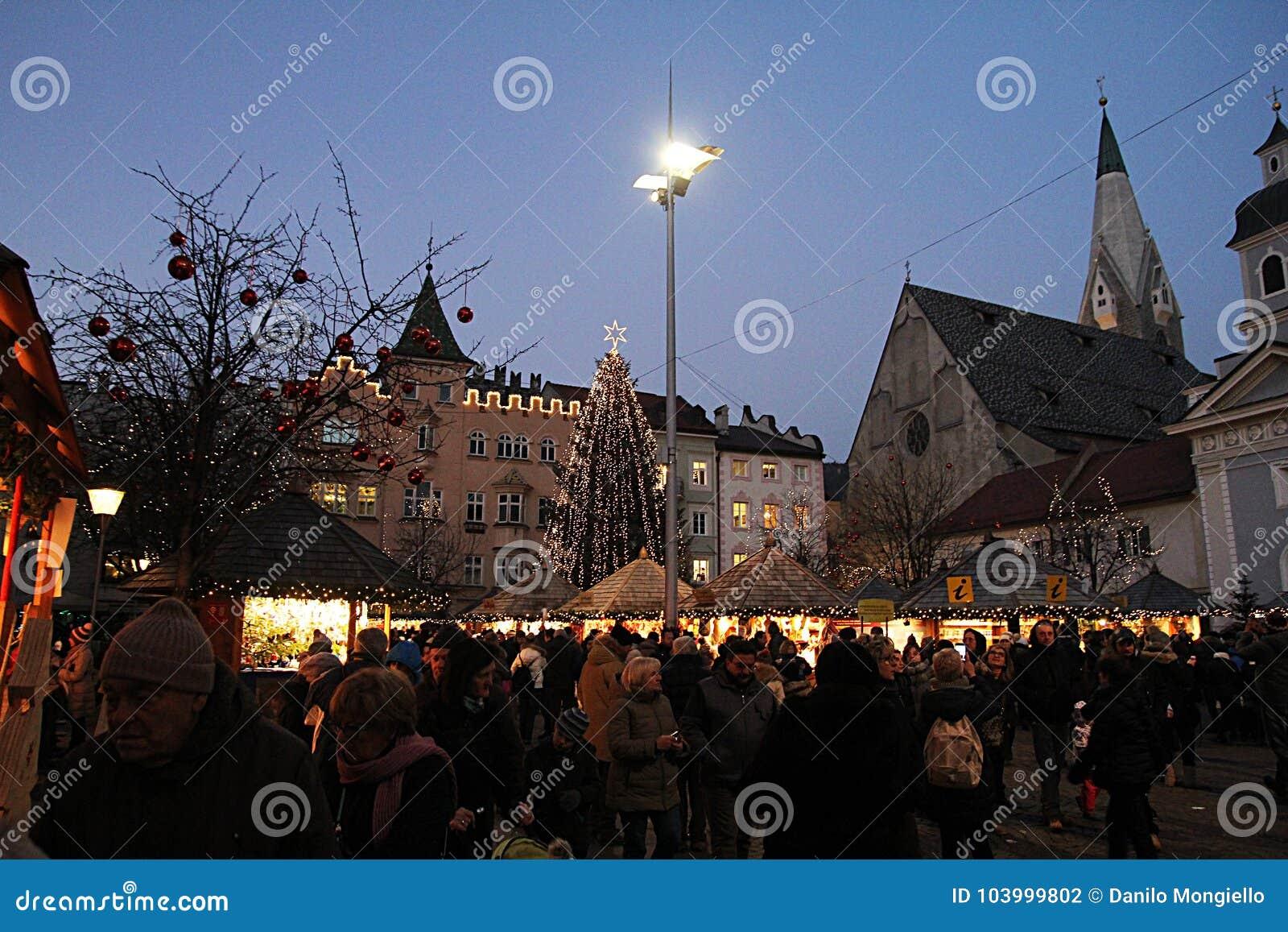 Рынок Bressanone