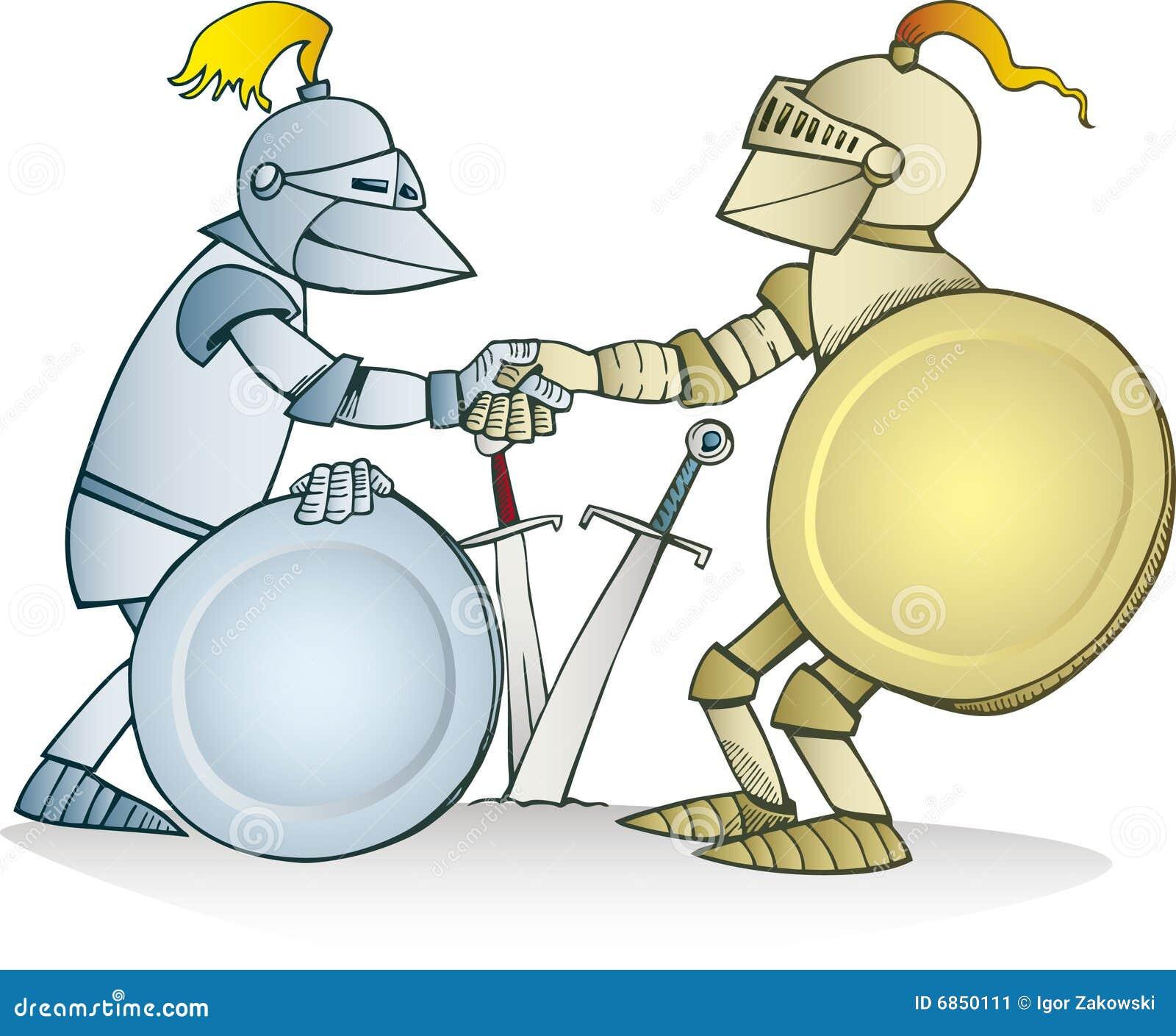 рыцари согласования