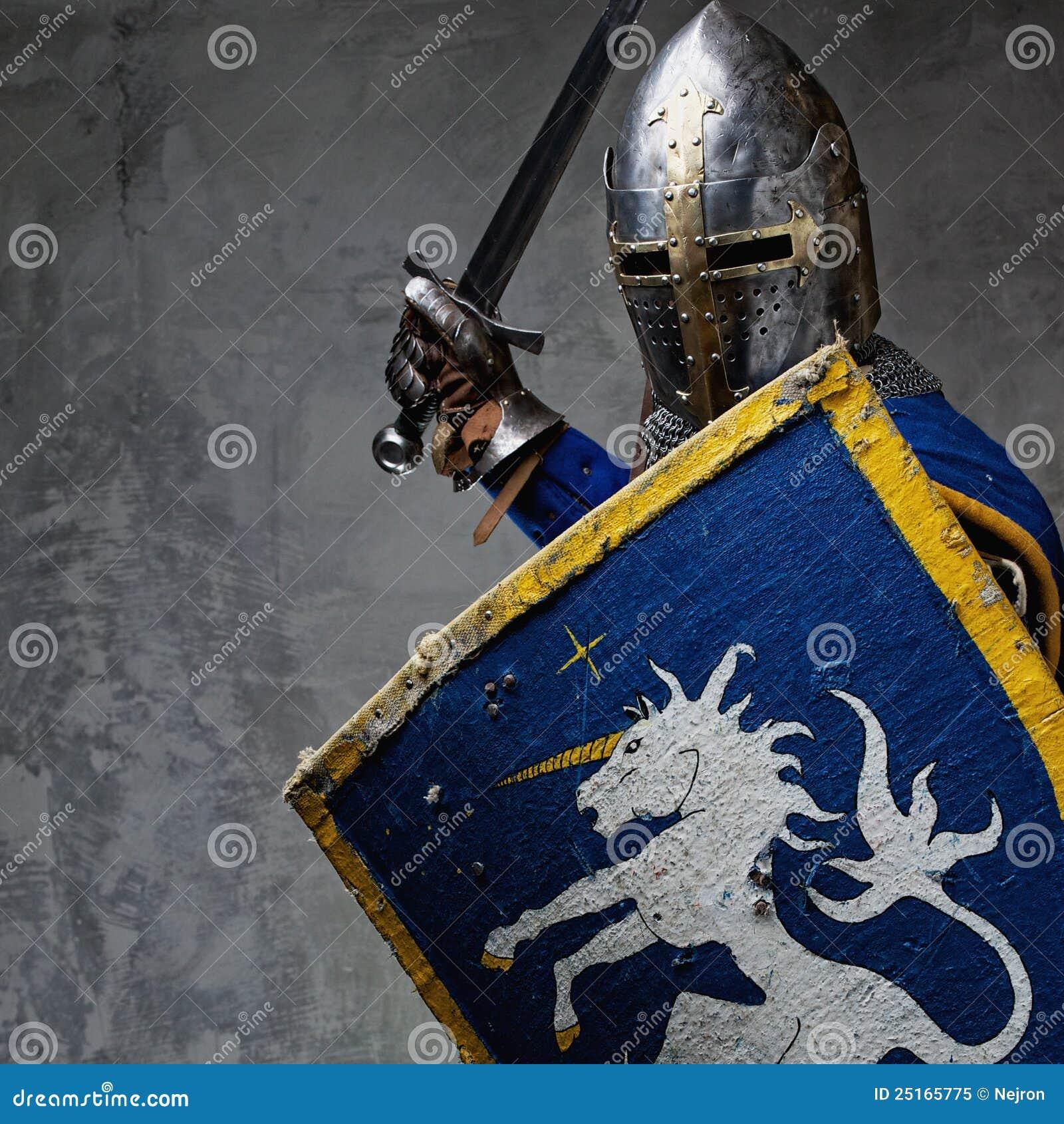 рыцарь панцыря полный