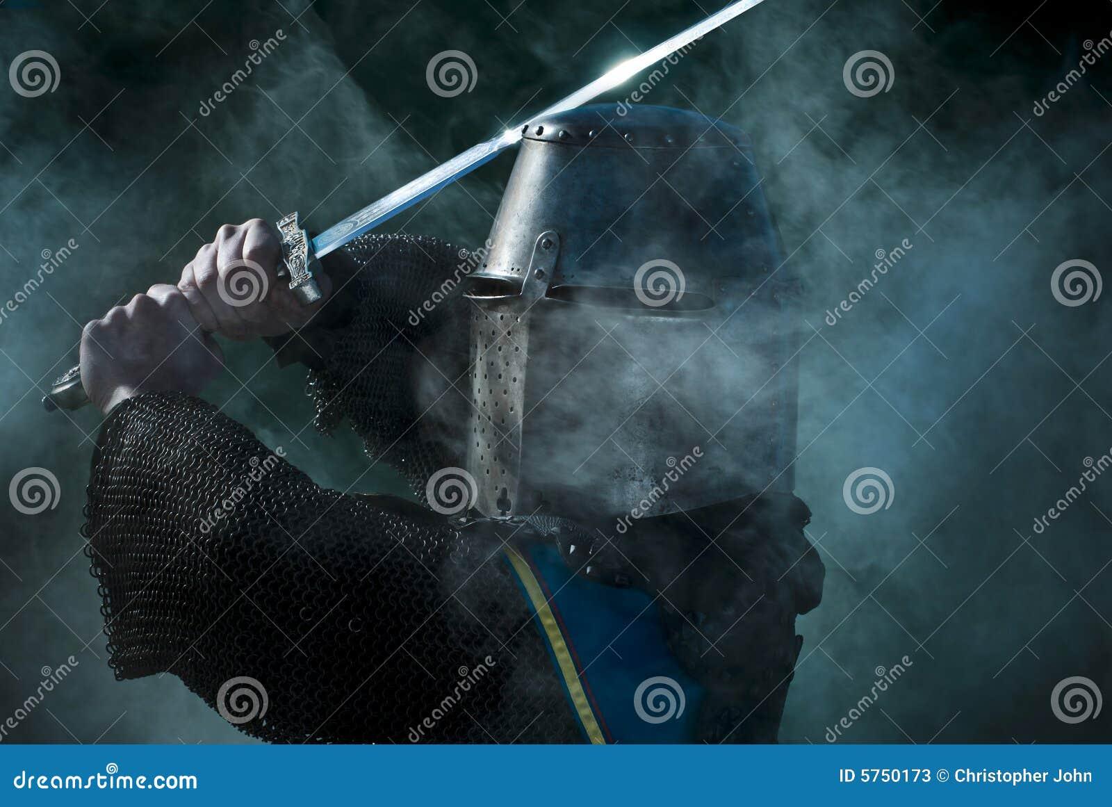 рыцарь средневековый
